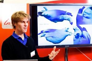 Rencontres Inria Industrie : La simulation numérique pour la santé ; Yves Coudière