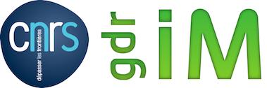 Logo GDR IM