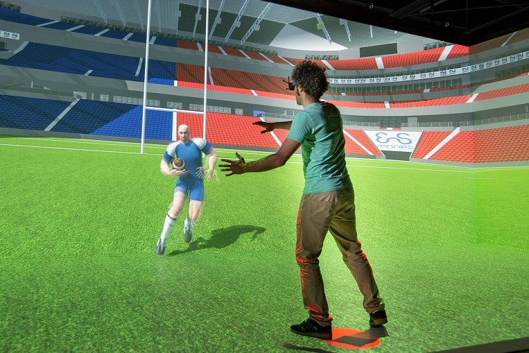 Human motion analysis and physical activity in Virtual Reality