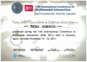 OutstandingPaperAward_ICMI11
