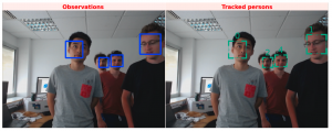 ODANet: Online Deep Appearance Network for Identity-Consistent Multi-Person Tracking